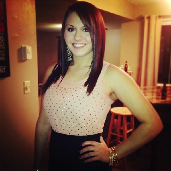 by: FACEBOOK  - Rebecca Lynn Bray, of Gresham was killed Sunday morning when she was struck by a drunk driver.
