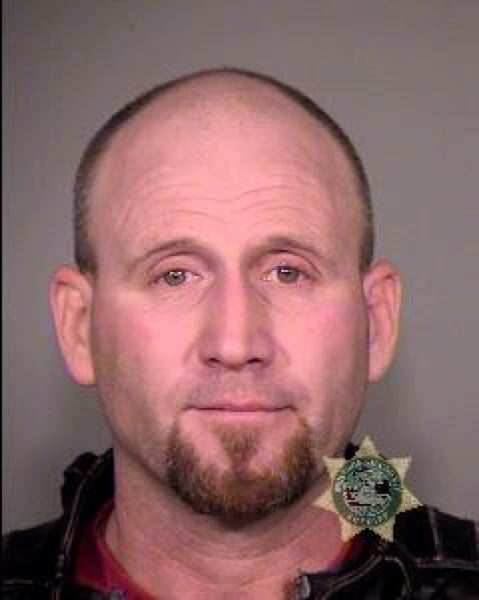 by: MULTNOMAH COUNTY SHERIFFS OFFICE - Brent Allan Warstler, 42, was arrested after his pick-up truck struck and killed a 20-year-old Gresham woman.