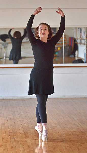 by: VERN UYETAKE  - Morris has been teaching dance and doing choreography at Lakewood Center for the Arts since 1997. She said the center is like home to her.