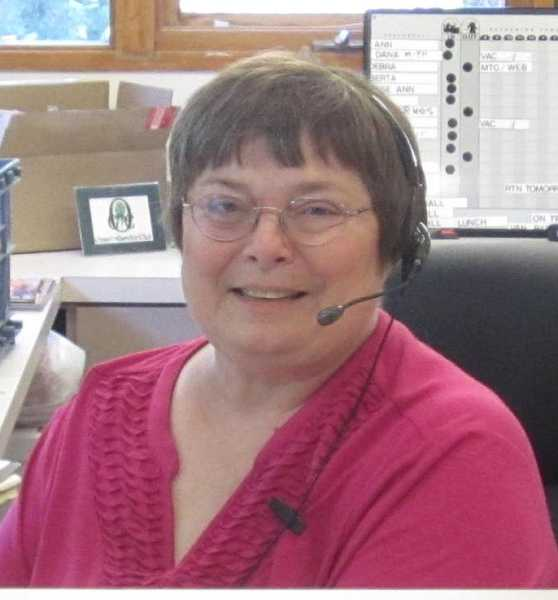 by: SUBMITTED PHOTO - LOACC employee Rose Ann Freeman died Jan. 18.