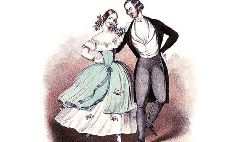 by: SUBMITTED PHOTO - A Victorian dance will be held at the West End Building on Feb. 2. The evening begins with a dance lesson, followed by food, parlor games and dancing.