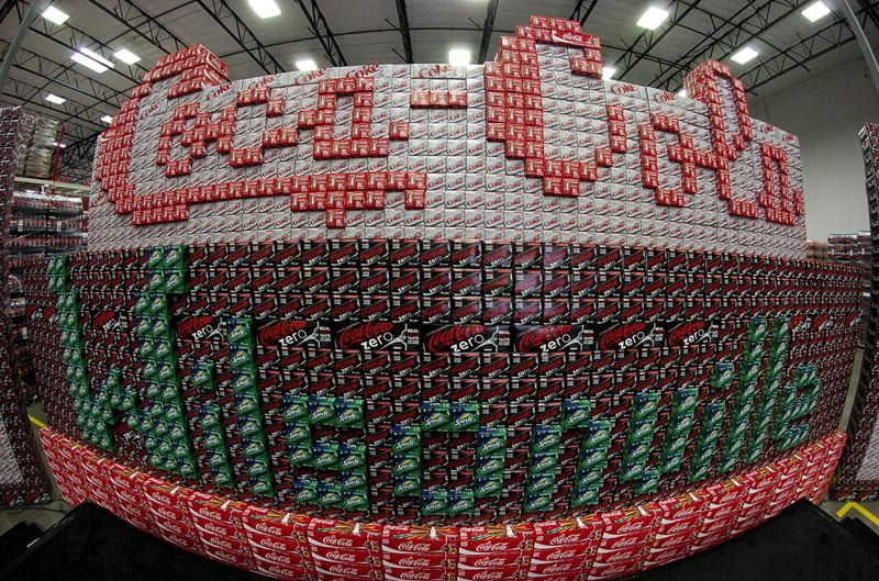 by: WILSONVILLE SPOKESMAN FILE PHOTO - Coca-Cola held a lavish party in June 2010 to celebrate the opening of its 200,000-square-foot expansion in Wilsonville, which now may house the company's Eugene operations.