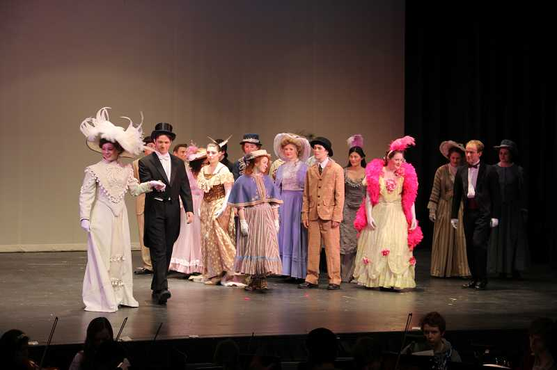 'Hello, Dolly!' at Tualatin High School