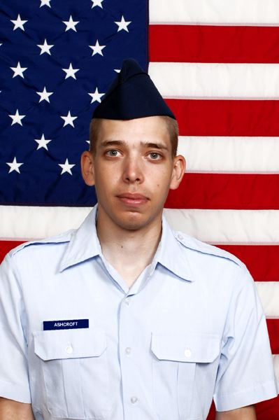 Air Force Airman Kevin J. Ashcroft