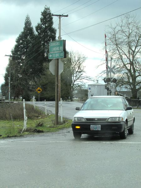 by: SPOTLIGHT PHOTO: KATIE WILSON - The Scappoose Transportation Advisory Committee expects to discuss a variety of issues over the coming months, including the possibility of installing traffic lights at the intersection of U.S. Highway 30 and Johnson's Landing Road.