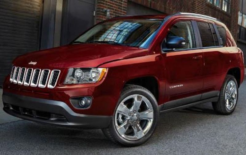 by: CHRYSLER LLC - Revised styling and upgraded off-road abilities keep the 2013 Jeep Compass competitive.