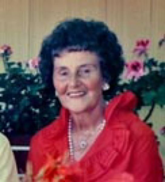 Amy E. (Betty) Dunn