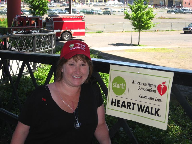 by: PHOTO COURTESY: WENDY BREEDLOVE - Wendy Breedlove helps raise awareness for congenital heart defects through various heart-health organizations.