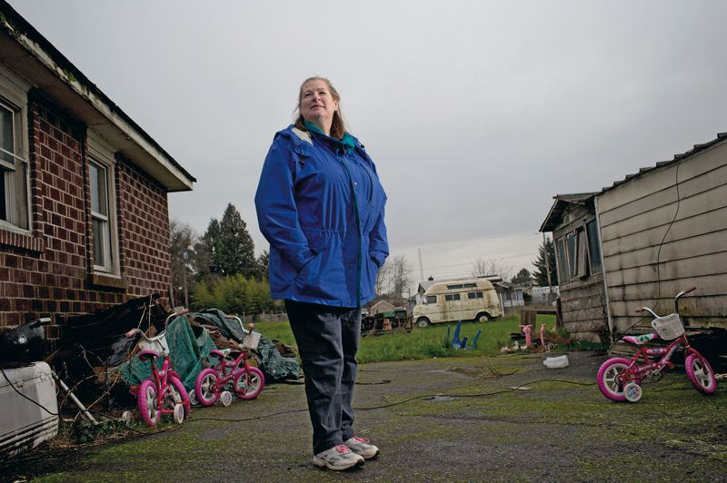 by: TRIBUNE PHOTO: CHRISTOPHER ONSTOTT - Patricia Bowen was convicted of sex abuse of her grandchildren in1993. Since her release from prison in 1996 she has not been accused of any sex crimes. Should she be able to shed the label of predatory sex offender?