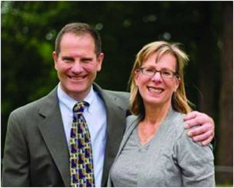 by: SUBMITTED PHOTO - Gordon and Jill Viggiano's lives changed forever when he suffered a stroke at the age of 51. They will share what they learned about overcoming obstacles in a free presentation at 6 p.m. Feb. 21 in the council chambers at Lake Oswego City Hall.