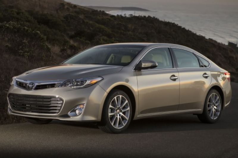by: TOYOTA MOTOR SALES USA INC. - The redesigned 2013 Toyota Avalon is ready to take on all full-size challengers.