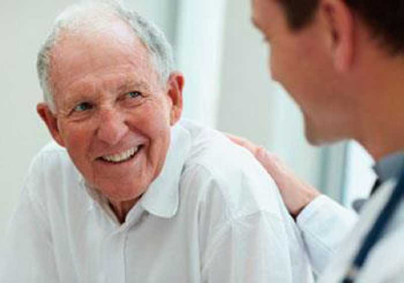 by: SUBMITTED PHOTO - Conversation in Aging class will focus on talking with your doctor.