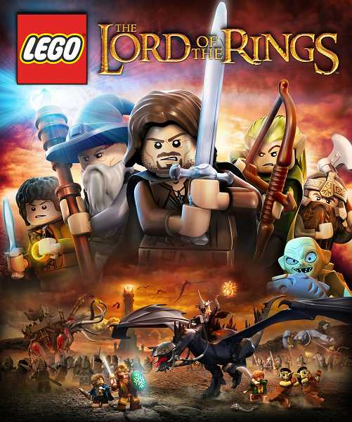 by: SUBMITTED - LEGO The Lord of the Rings