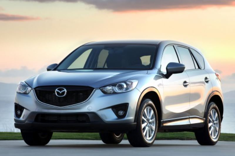 by: MAZDA NORTH AMERICAN OPERATIONS - The 2014 Mazda CX-5 is one of the sportiest looking and driving affordable compact crossovers on the market.