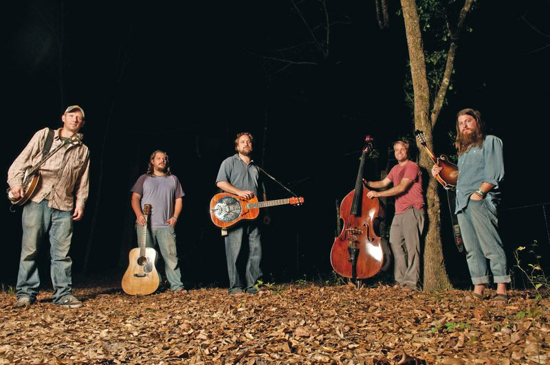 by: COURTESY OF MICHAEL WEINTROB/GREENSKY BLUEGRASS - Michigan's Greensky Bluegrass has played lots of festivals in climbing into the Americana consciousness, and they play at the Wonder Ballroom on March 9.