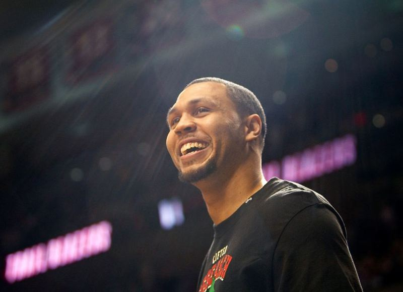 by: TRIBUNE FILE PHOTO: CHRISTOPHER ONSTOTT - 'The Brandon Roy Story' by veteran Seattle sports writer Dan Raley covers the gamut of the former Trail Blazers star's life and career in basketball.