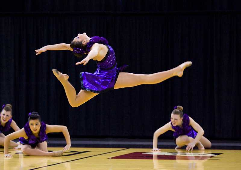 by: JAMES MCGREW - The Laker Dancers wowed the judges and the crowd with their bright smiles and smart moves last week at the OSAA state competition.