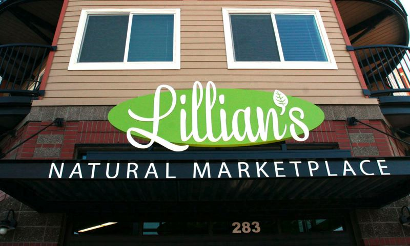 by: OUTLOOK FILE PHOTO - Lillian's Marketplace opened in downtown Gresham in August 2010. The organic store is closing Sunday, March 31.
