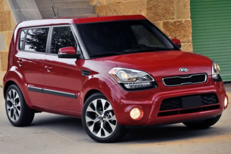 by: KIA MOTOR COMPANY - Despite its unconventional looks, the 2013 Kia Soul is a surprisingly practical car.