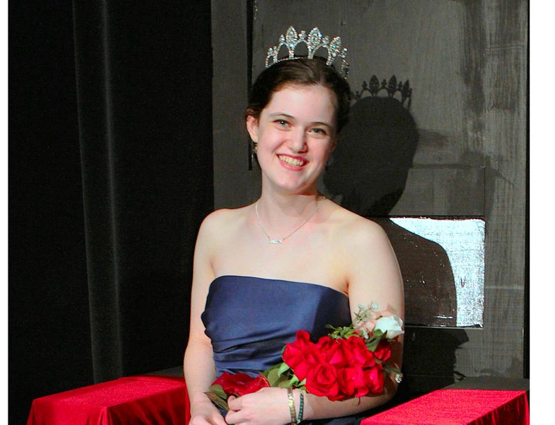 by: DAVID F. ASHTON - Introducing the 2013 Portland Rose Festival Cleveland Princess - Annelise Cummings!