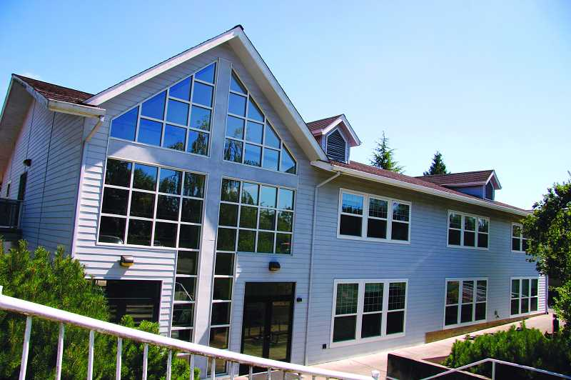 by: PAMPLIN MEDIA GROUP FILE PHOTO - West Linn-Wilsonville School District's alternative high school resides in this building next to the Wilsonville Community Center, and it will remain there for another four years.