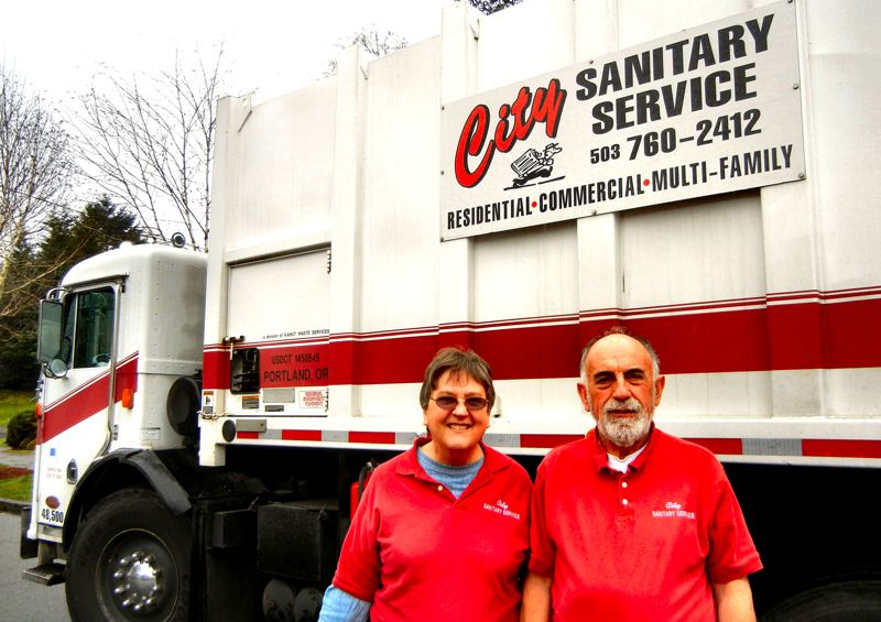 by: ELIZABETH USSHER GROFF - Joe Boitano is proud of his forty-six year career as Woodstock's garbage man - a business that he inherited from his father and shared with his wife Sue, who did the books and answered phones. Now retiring, he chose the new owners, who will carry on the same tradition of community service.