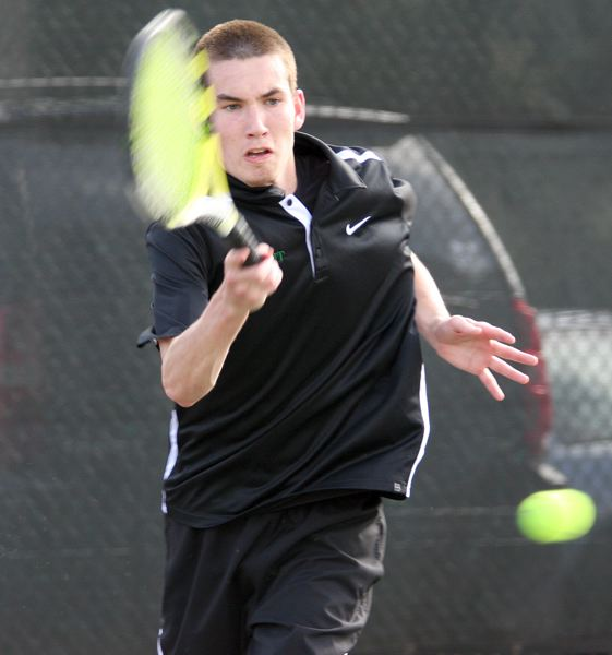 by: MILES VANCE - WHACK - Jesuit senior Connor Leahy should be one of the Metro League's best in singles play this year after winning a Class 6A state title in doubles in 2012.