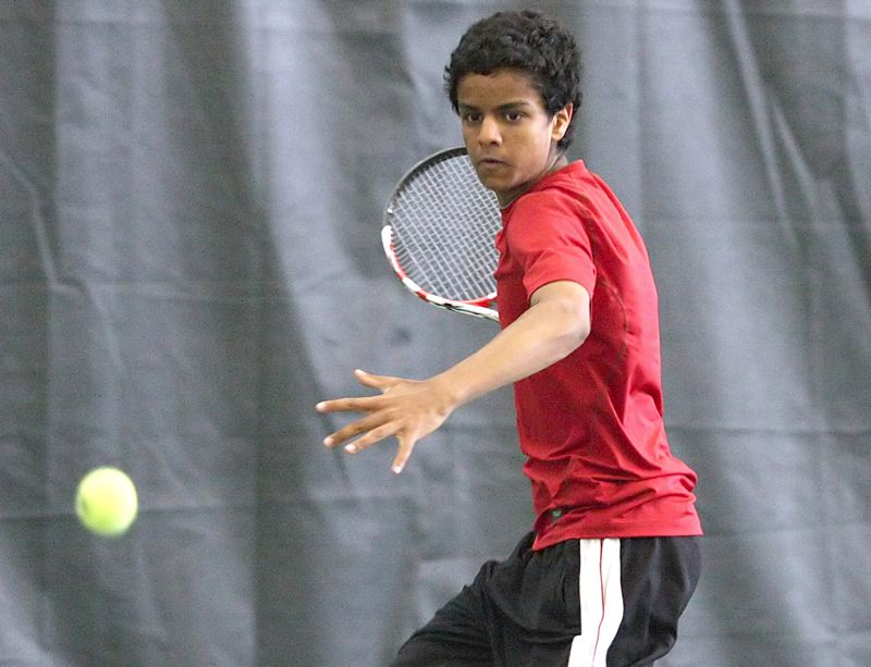 by: MILES VANCE - HE'S READY - Westview sophomore Avi Vemuri won the singles consolation title at state last year and should be even better in 2013.