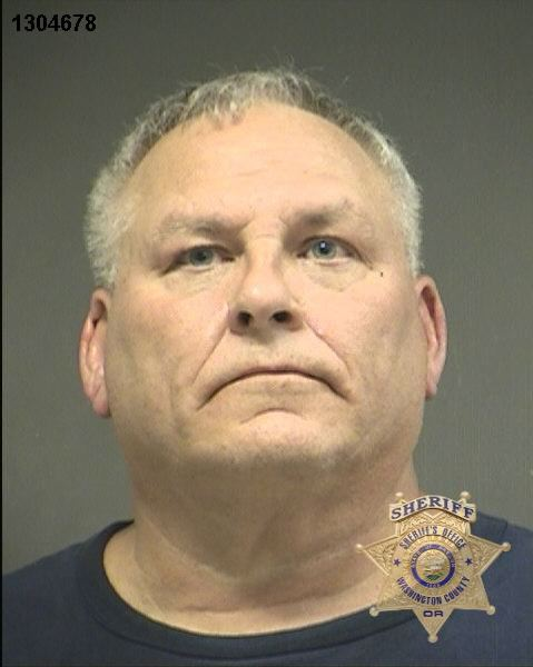 by: WASHINGTON COUNTY SHERIFF'S OFFICE - Bruce Clevenger accused in road rage incident.