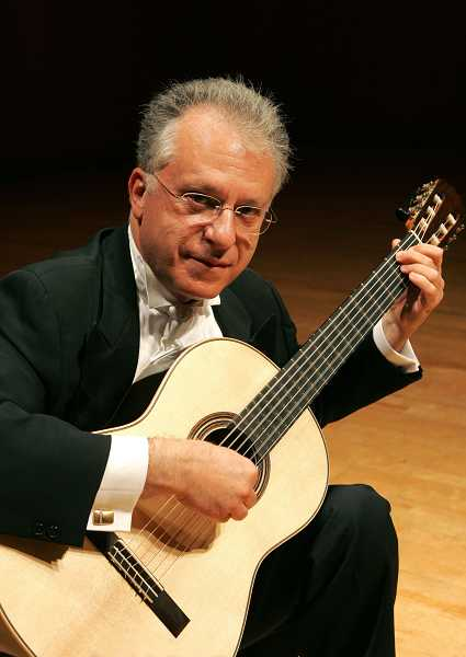 by: SUBMITTED PHOTO - Guitar virtuoso Pepe Romero will perform a solo concert as part of Portland Classic Guitar's series on April 26. He will present a master class on April 25. Tickets to both events are still available.