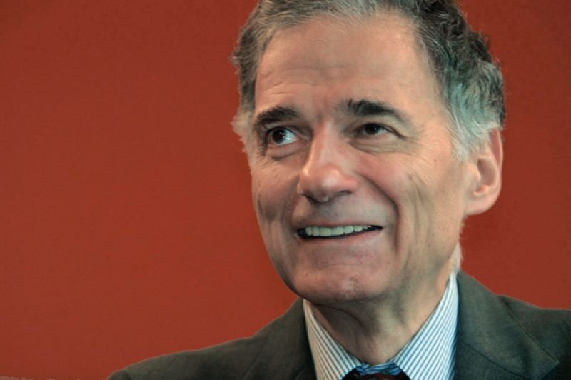 by: COURTESY PHOTO - Ralph Nader says he doesn't support fluordation of Portland's water.
