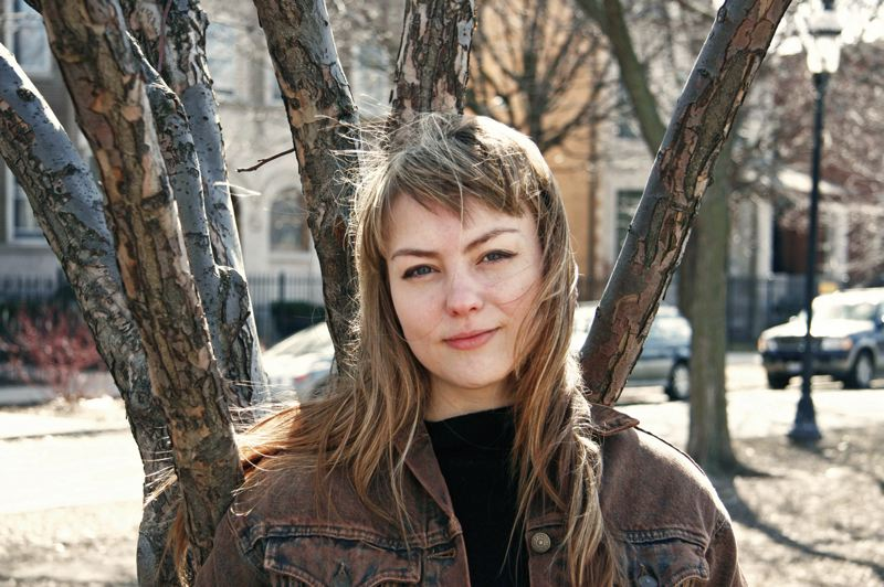 by: COURTESY OF SABRINA RUSH - Chicago's Angel Olsen is touring with her alto-soprano voice in support of 'Half Way Home.' She´ll be at Bunk Bar on April 18.