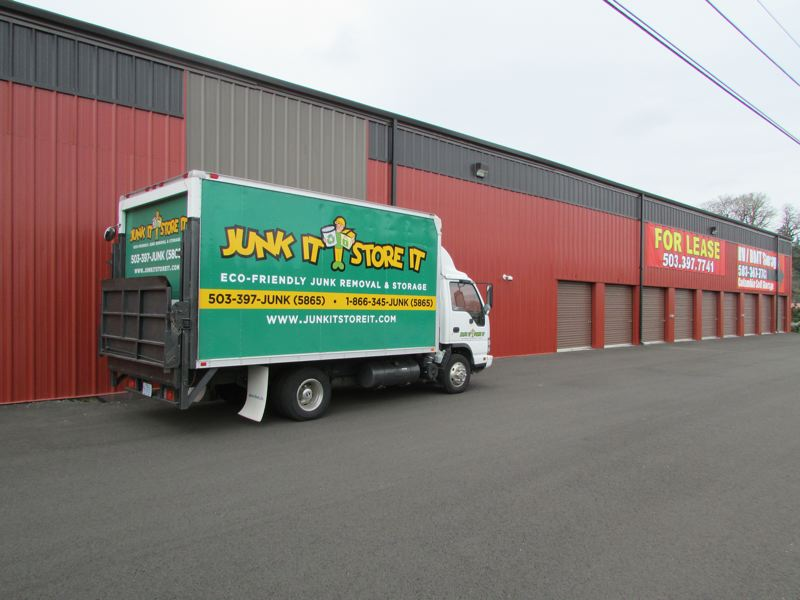 by: DARRYL SWAN - Junk it Store its plan for active storage is to pick up, catalogue and store items in one of its recently constructed warehouses. When needed, clients can request specific items for delivery to their homes. Its never been done before, said business owner Wayde Elliot.