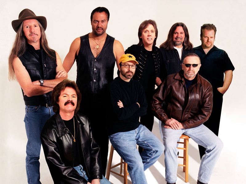 by: COURTESY OF THE DOOBIE BROTHERS - Ready to listen to the music? The Doobie Brothers bring more than four decades of rock 'n' roll rumblin' to the Oregon Zoo when the band closes the summer concert series in early September.