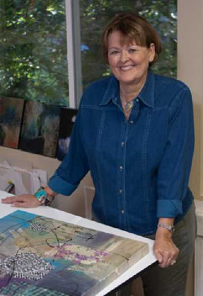 Susan Greenbaum of Lake Oswego is a new exhibitor with the Lake Area Artists.