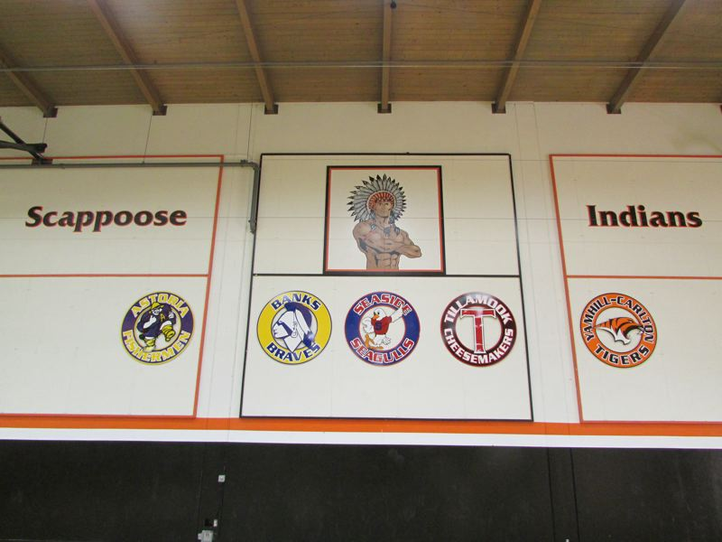 by: SPOTLIGHT PHOTO: ROBIN JOHNSON - Last year, the Oregon Board of Education voted to ban Native American mascots by 2017.