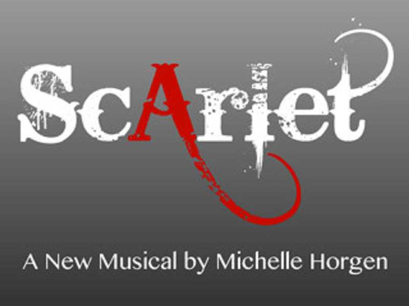 by: SUBMITTED PHOTO: - Michelle Horgen has written 'Scarlet,' a musical based on Nathaniel Hawthorne's 'The Scarlet Letter.' She has launched a Kickstarter campaign to fund the project.