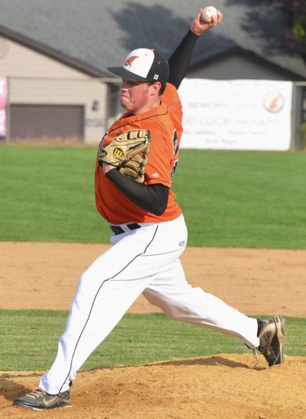 by: JOHN BREWINGTON - Scappoose's Will Sprute pitched well against Astoria Friday and in a win against Banks on Wednesday.