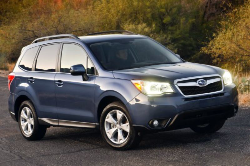 by: SUBARU NORTH AMERICA - The redesigned 2014 Subaru Forester is a better bargain than ever.
