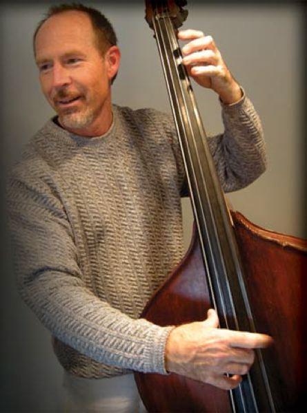 by: CONTRIBUTED PHOTO - Bassist Tim Gilson will be among those performing at the next Adventures in Jazz festival May 11 in downtown Gresham.