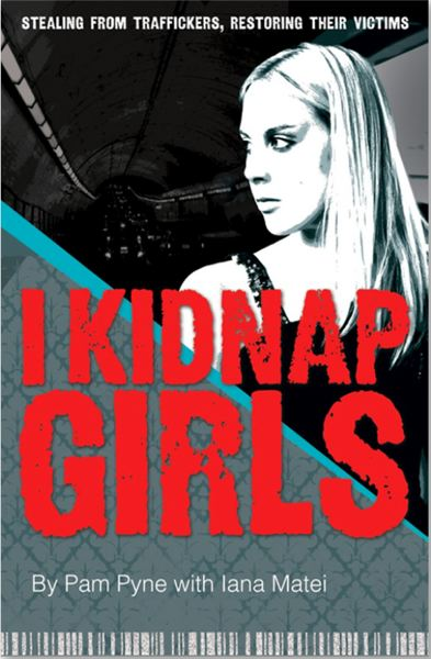 by: BOOK COVER COURTESY: PAM PYNE - 'I Kidnap Girls'