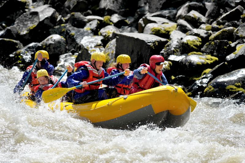 by: PHOTO BY JEFF BLEDSOE - The Upper Clackamas Whitewater Festival will celebrate its 30th anniversary in May.