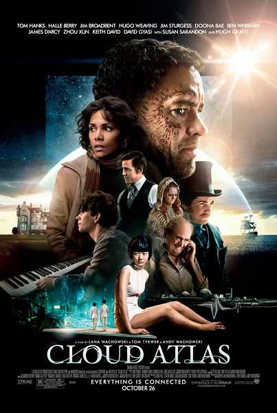 by: SUBMITTED - You can find thousands of movies at the West Linn Public Library, including 'Cloud Atlas.'