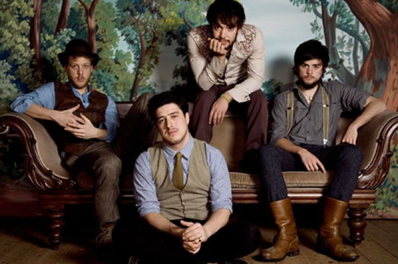 by: COURTESY OF MUMFORD & SONS - Mumford & Sons Babel won Album of the Year at the recent Grammy Awards, and theyll play the Rose Garden on May 27.