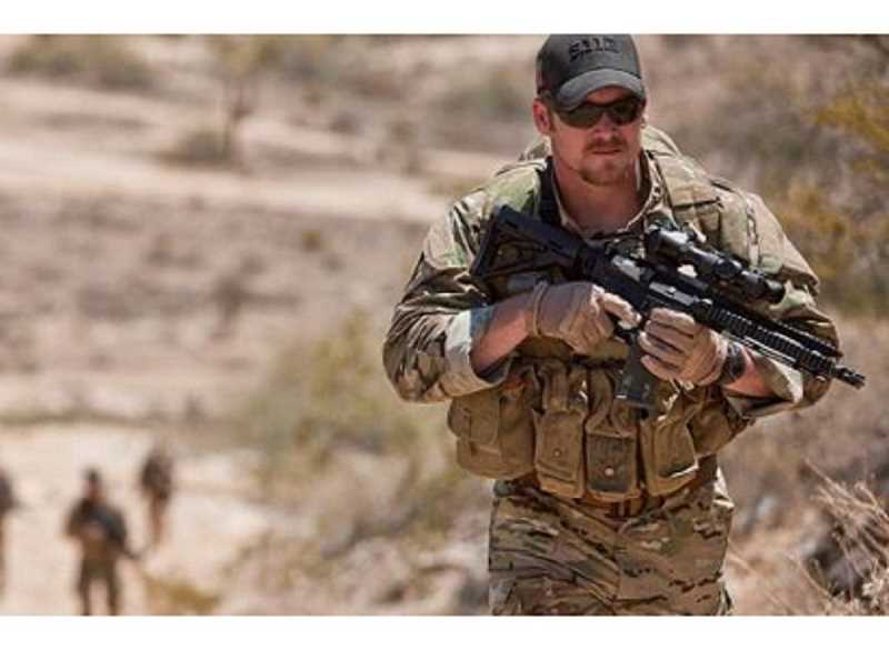 by: FITCO CARES - Chris Kyle, a former U.S. Navy SEAL, helped establish an organization that helps struggling veterans in Texas.