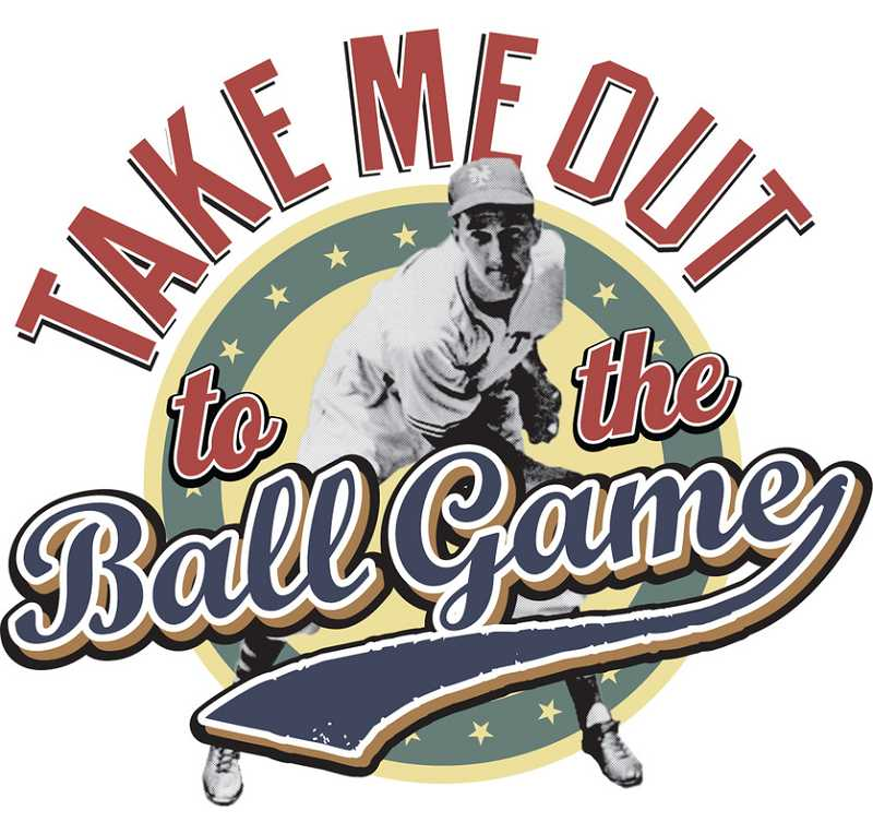 by: SUBMITTED LOGO - 'Take Me Out to the Ball Game' exhibit opens Wednesday at the Washington County Museum.
