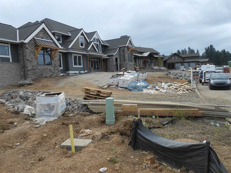 by: SUBMITTED - The houses being built for the 2013 Street of Dreams are nearly sold out. For several years, though, the Street of Dreams was like Death Valley because of a sagging economy.