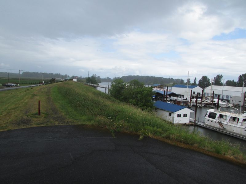 Pamplin Media Group Fee Would Pay For Scappoose Dike Certification