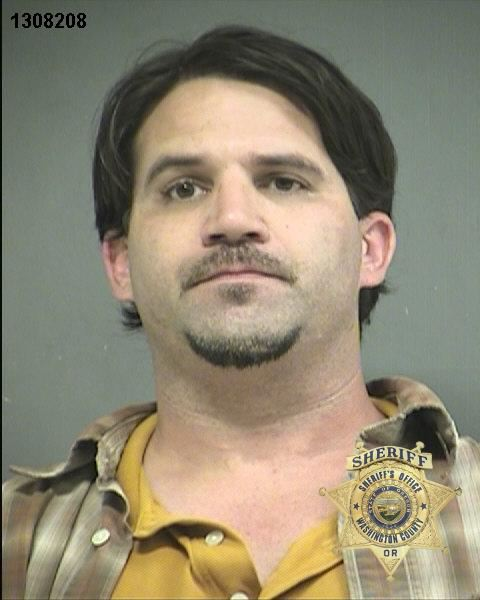 by: BEAVERTON POLICE DEPARTMENT - Peter Henderson was arrested June 13 after allegedly exposing himself to a female passenger on a MAX train.