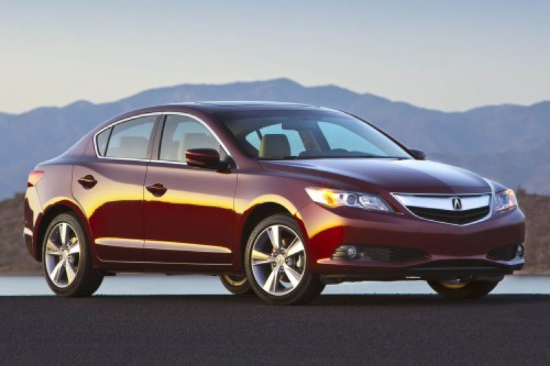 by: HONDA NORTH AMERICA - The 2014 Acura ILX bears a strong resemblance to the larger RLX, even under the skin.